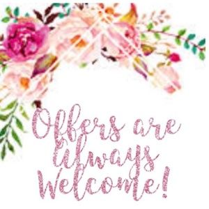 ♥️ Offers are always welcome! ♥️